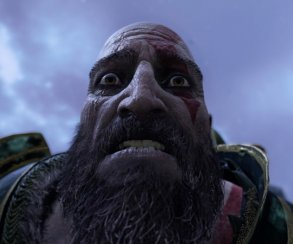 Лучшие (и просто смешные) скриншоты God of War при помощи нового фоторежима