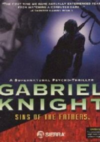 Gabriel Knight: Sins of the Fathers – фото обложки игры