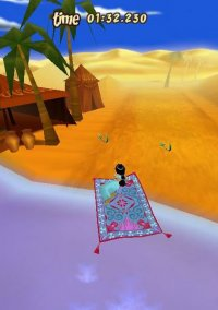 Aladdin Magic Carpet Racing – фото обложки игры
