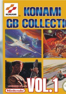 Konami GB Collection: Vol.1