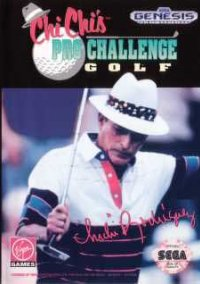 Chi Chi's Pro Challenge Golf – фото обложки игры