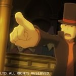 Скриншот Professor Layton vs. Ace Attorney – Изображение 10