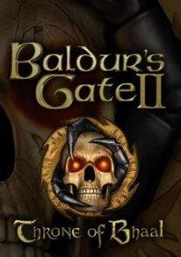 Baldur's Gate 2: Throne of Bhaal – фото обложки игры