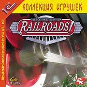 Sid Meier's Railroads! – фото обложки игры
