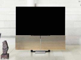 Bang &Olufsen представила смарт-телевизор скрыльями