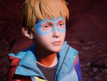 Рецензия на The Awesome Adventures of Captain Spirit