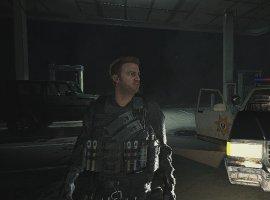 Геймеры нашли в ремейке Resident Evil 2 модельку Криса Рэдфилда