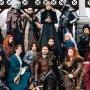 Почти два десятка героев «Игры престолов» вэпической косплей-фотосессии
