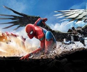 Том Холланд сыграл вгольф вкостюме Человека-паука вовремя съемок «Возвращения домой»