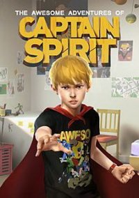 The Awesome Adventures of Captain Spirit – фото обложки игры