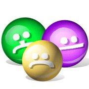 Трехмерные шарики – фото обложки игры