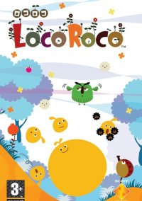 LocoRoco – фото обложки игры