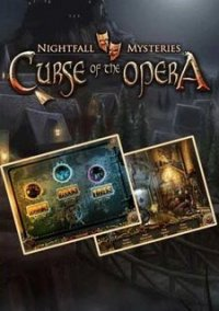 Nightfall Mysteries: Curse of the Opera – фото обложки игры