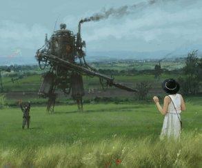 6 минут геймплея Iron Harvest— дизельпанк-стратегии вовселенной 1920+