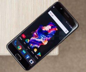 Вы только посмотрите на безрамочный OnePlus 5T! Правда, пока на рендерах