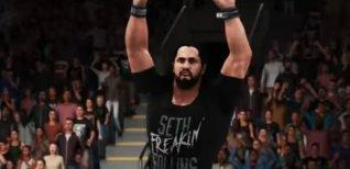 WWE 2K18. Релизный трейлер