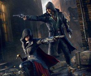 [16:00] Assassin's Creed Syndicate  в прямом эфире