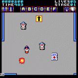 Скриншот Action Fighter (1989) – Изображение 3