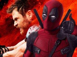 Крис Хемсворт поприветствовал Райана Рейнольдса в«семействе» Marvel при помощи забавного арта