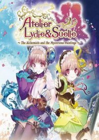 Atelier Lydie & Suelle ~The Alchemists and the Mysterious Paintings~ – фото обложки игры