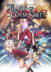 The Legend of Heroes: Trails of Cold Steel IV – фото обложки игры