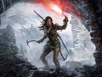 Серия игр Tomb Raider
