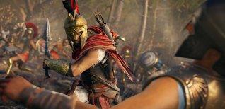 Assassin's Creed Odyssey. Демонстрация коллекционных фигурок