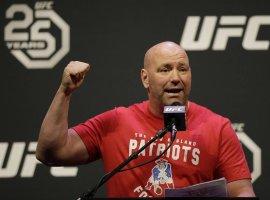 Босс UFC арендует частный остров для боев навремя карантина