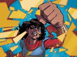 Начто способна мусульманка-супергерой? История Мисс Марвел