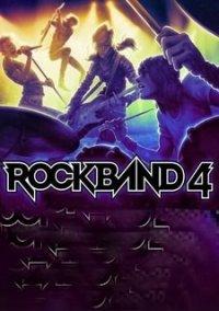 Rock Band 4 – фото обложки игры