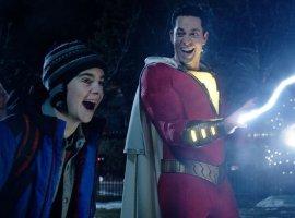 Руководство Warner Bros. хочет снять сиквел «Шазама» как можно скорее— анетодети-актеры вырастут