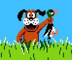 Duck Hunt воссоздана в виртуальной реальности