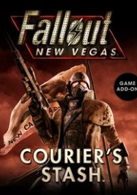 Fallout New Vegas: Courier's Stash – фото обложки игры