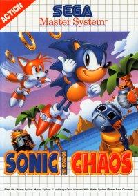 Sonic the Hedgehog Chaos – фото обложки игры