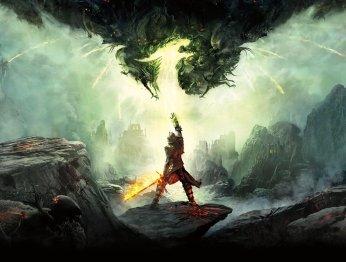 Серия игр Dragon Age