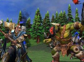 Всеть попал геймплей WarCraft III: Reforged заОрду иАльянс