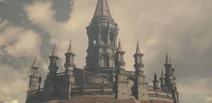 Dark Souls 3: The Ringed City. Демонстрация PvP-карты Grand Roof