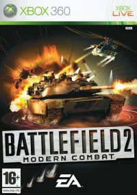 Battlefield 2: Modern Combat – фото обложки игры