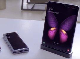 Когда вжизни хуже, чем накартинке: опубликовано видео срабочим Samsung Galaxy Fold