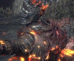 Гифка дня: не такой уж простой последний босс Dark Souls 3