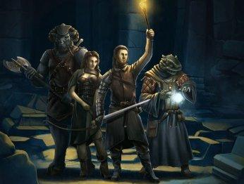 Рецензия на Legend of Grimrock
