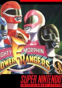 Mighty Morphin Power Rangers – фото обложки игры