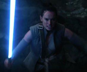 Люк воспитывает Рей? Посмотрите на одну из удаленных сцен из «Последних джедаев»!
