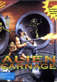 Alien Carnage – фото обложки игры