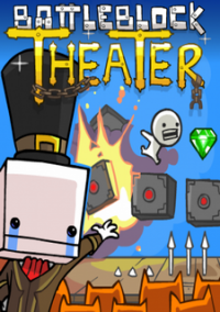 BattleBlock Theater – фото обложки игры