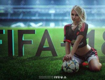 Встречайте, FIFA 18 — новая спортивная дисциплина!