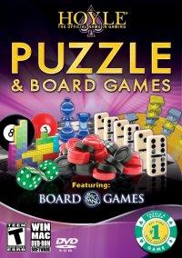 Hoyle Puzzle & Board Games (2010) – фото обложки игры