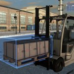 Скриншот Forklift Truck Simulator 2009 – Изображение 15
