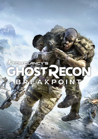 Tom Clancy's Ghost Recon: Breakpoint – фото обложки игры