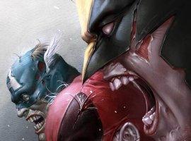 Зомби Marvel возвращаются! Издательство тизерит новый комикс осупрегероях-каннибалах